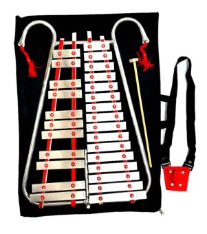 Harga Sikat Alma Lyre Xylophone (Silver)