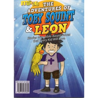 Harga The Adventures of Toby Squint and Leon