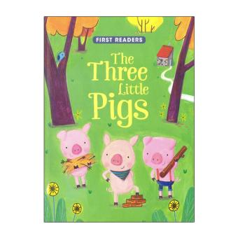 Harga WS First Readers (New)-Three Little Pigs