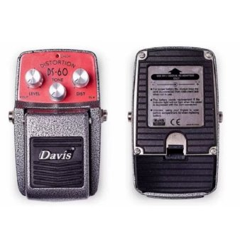 Harga Davis Effect Pedals DS60 Distortion