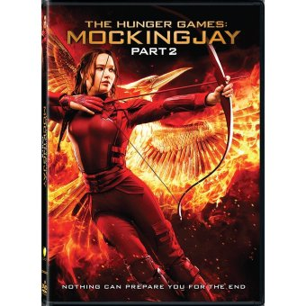 Harga The Hunger Games: Mockingjay Part 2 DVD
