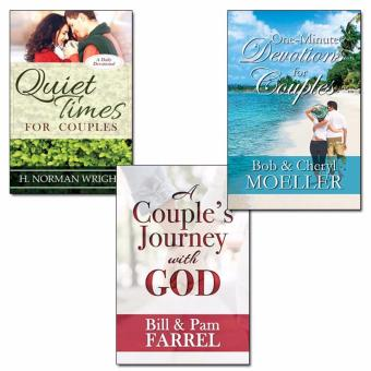 Harga 3 Devotional Books for Couples - Save 20%
