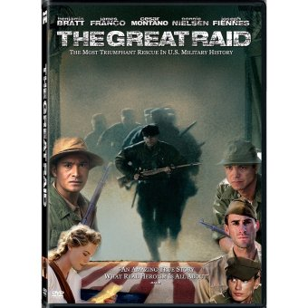 The Great Raid DVD Price Philippines
