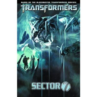 Transformers Sector 7 TPB (2011 DW) Price Philippines