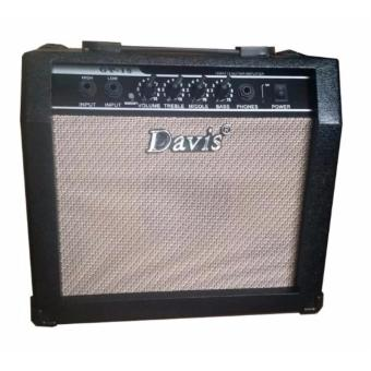 Harga DAvis GT-15watts Guitar Amplifier