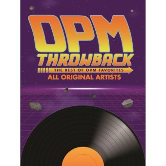 OPM Throwback CD Price Philippines