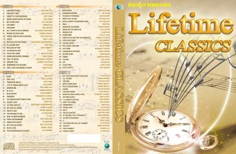 Harga Lifetime Classics CD