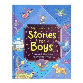 Harga WS My Treasury of Stories for Boys