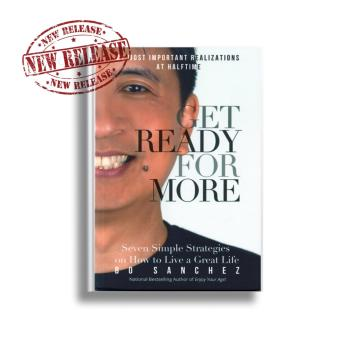 Get Ready For More by Bo Sanchez Price Philippines