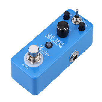 Harga Rowin LEF-301B Distortion Pedal Mini Portable Guitar Effect Pedal