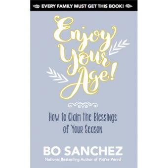 Enjoy Your Age by Bo Sanchez Price Philippines