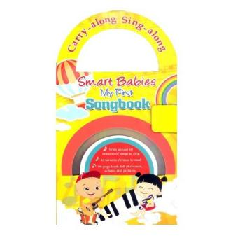 WS Smart Babies - My First Songbook Price Philippines