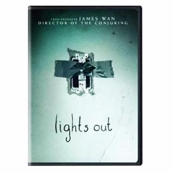'Lights Out' DVD Price Philippines