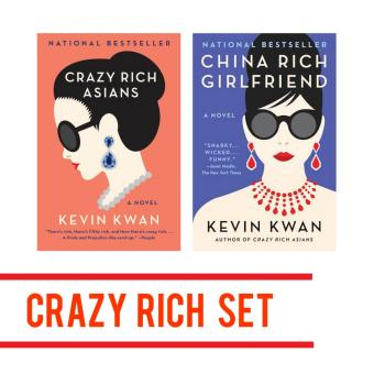 Harga Crazy Rich Asians and China Rich Girlfriend