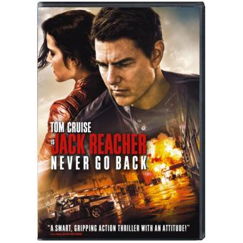 Harga Jack Reacher: Never Go Back DVD