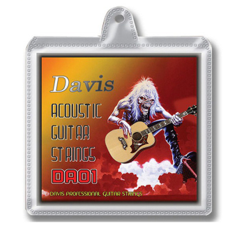 Harga Davis DA01 Acoustic Guitar Strings