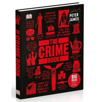 Harga The Crime Book