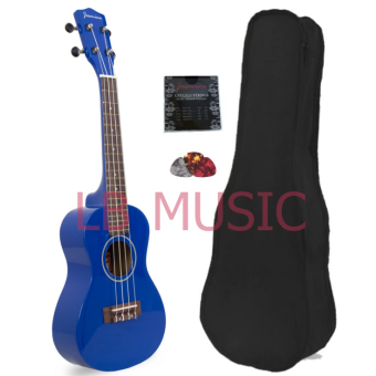 Jasmine Concert Colored Ukulele Ukelele (Blue)