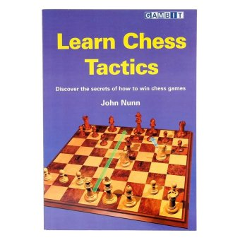 Learn Chess Tactics: Discover the Secret of How to Win Chess Games Price Philippines