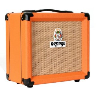 Orange Crush 12 Guitar Combo Amplifier (Orange)
