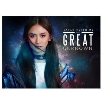 Sarah Geronimo The Great Unknown CD