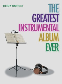 The Greatest Instrumental Album Ever CD