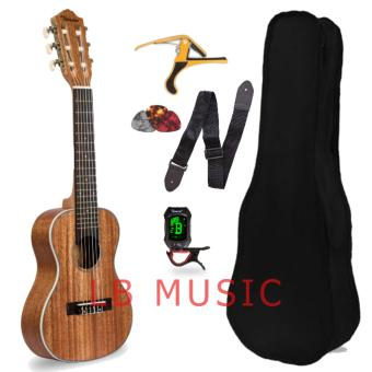 Thomson Guitalele ukulele ukelele Complete Package w/ digital tuner