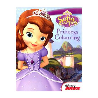 WS Disney Sofia The First - Princess Coloring