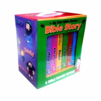 WS My First Bible Stories Pack of 6
