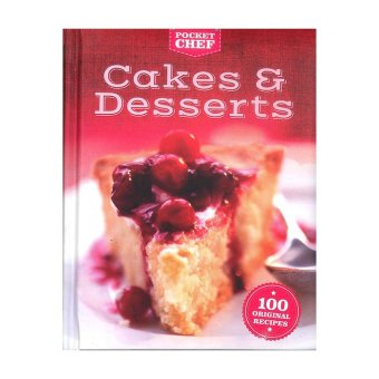 Ws Pocket Chef Cakes & Desserts