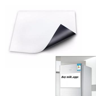 5c52e262f74 A3 Fridge Magnet Dry-erase Board White Boards Magnetic Whiteboard - intl