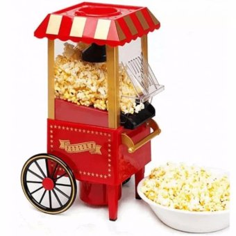 Air-Pop Type Popcorn Maker PM-2800 (Red)