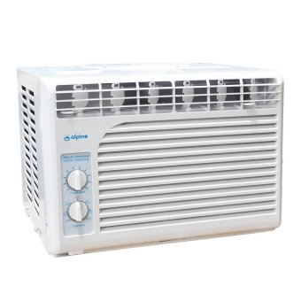 Alpine BW-6M15C2 Window Type Air Conditioner 0.6HP Non-Inverter