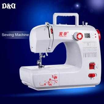D&D FHSM-702 Microcomputer Double Thread Automatic Pedal MultiSewing Machine Price Philippines
