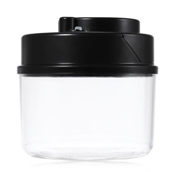 Home Appliances Other Cookware 1L Vacuum Sealed Coffee ContainerFood Storage Holder(Black) - intl Price Philippines