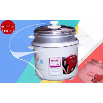 Eureka Erc- 1.5 Rice Cooker with Steamer Price Philippines