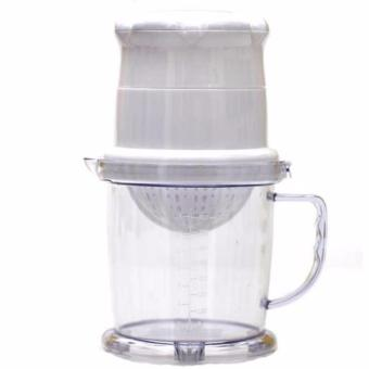 Manual Hand Press Juicer (White) Price Philippines