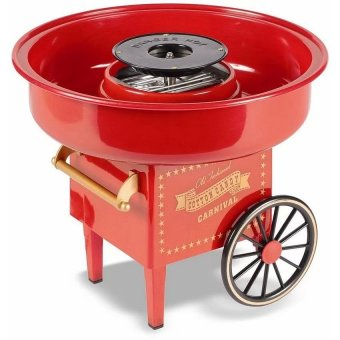 Cotton Candy Maker (Red) Price Philippines