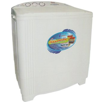Harga Homey Cleanmatic 8.0KG Twin Tub (WHM-786)