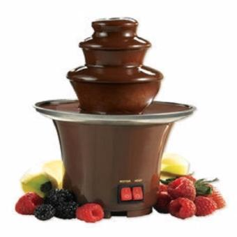Harga ZMB Mini Chocolate Fountain
