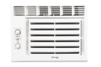Carrier Optima Green WCARZ006EC 0.5HP Window Type Air Conditioner (White) Price Philippines