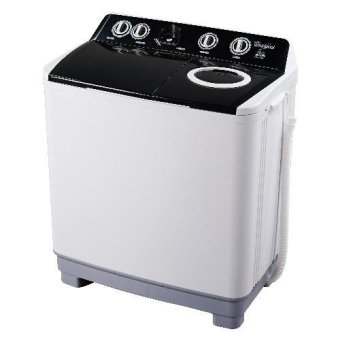 Harga Whirlpool LWT 1200 Twin Tub Washer 12kg (White)