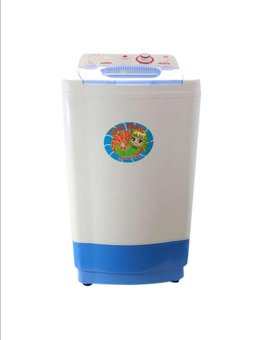 Harga Micromatic 5.0KG Spin Dryer (White/Blue)
