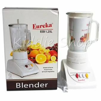 kiddie shop-Eureka EEB 1.25L Blender(White) Price Philippines