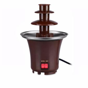 Harga Fondue Mini Chocolate Fountain