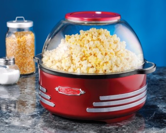 Nostalgia Stirring Pop Corn Maker SP-300 Price Philippines