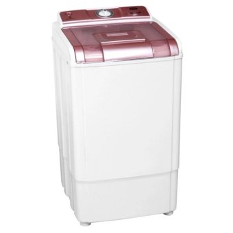 Harga Dowell 6 Kg. Spin Dryer SDR-611 (Old Rose)