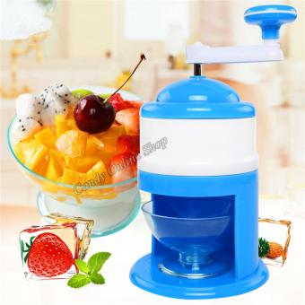 Candy Online Blue Idea Portable ICE Crusher (Snow Cone Machine) Price Philippines