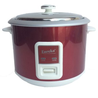 Eureka ERC-1.8LRS/EP Rice Cooker (Red) Price Philippines