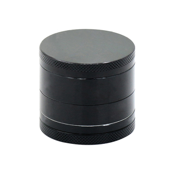 Bluelans Alloy Tobacco Grinder (Black) Price Philippines